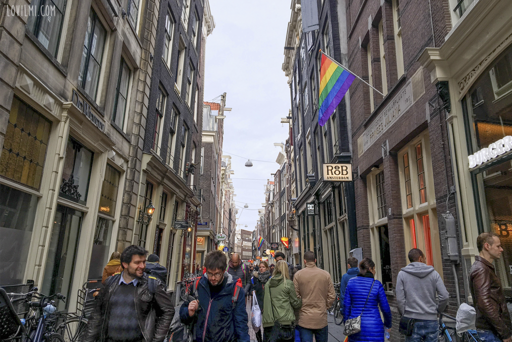 calles amsterdam