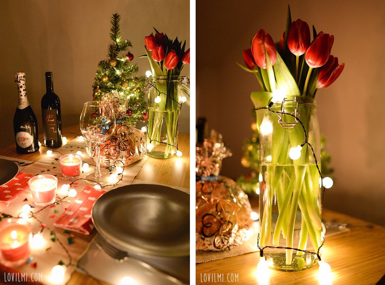 flores navid