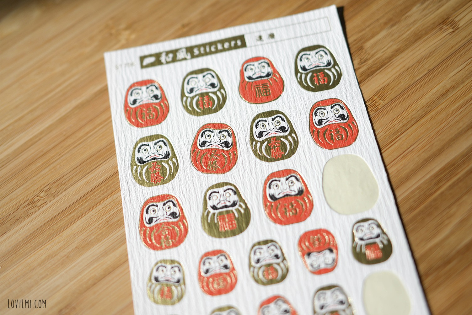 stickersdaruma